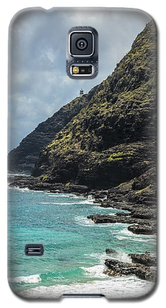 Makapuu Point 1 Galaxy S5 Case