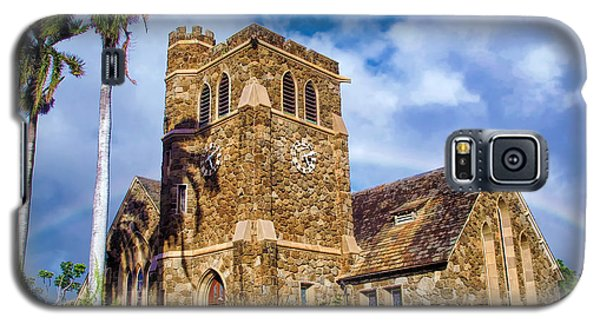 Makawao Union Church 1 Galaxy S5 Case