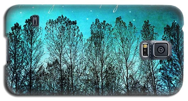 Make Your Own Magic Galaxy S5 Case by Sylvia Cook