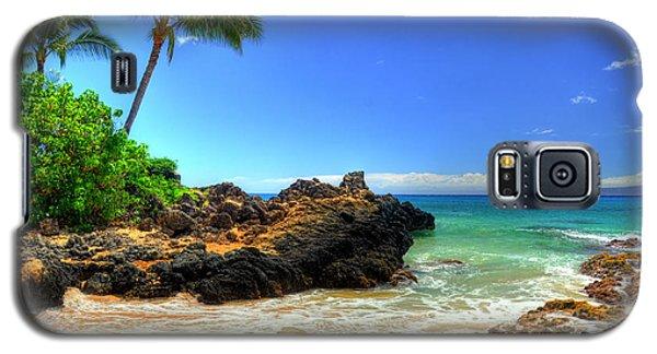 Makena Secret Cove Paako Beach Galaxy S5 Case