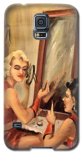 Makeup Time 1940 Galaxy S5 Case