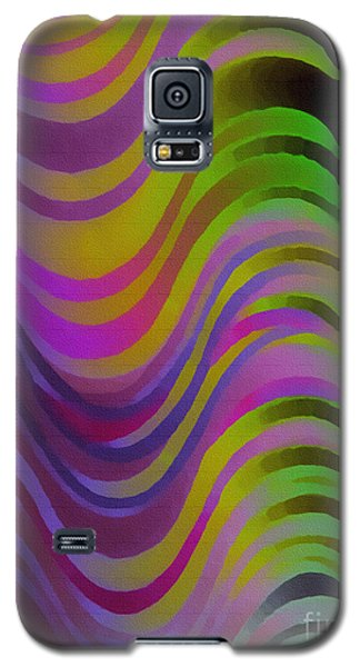 Making Waves Galaxy S5 Case by Martin Howard