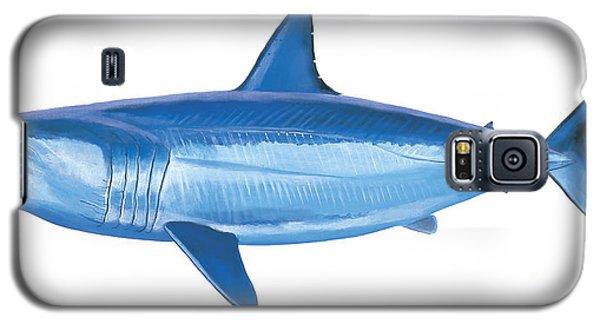 Mako Shark Galaxy S5 Case by Carey Chen
