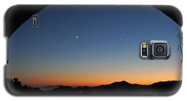 Malaga Sunset Galaxy S5 Case by Rod Jones