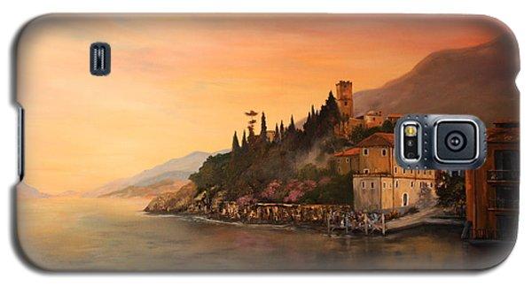 Malcesine Lake Garda Italy Galaxy S5 Case