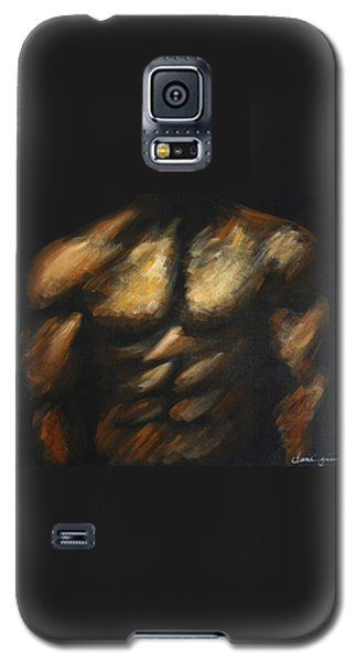 Male Bodybuilder Galaxy S5 Case