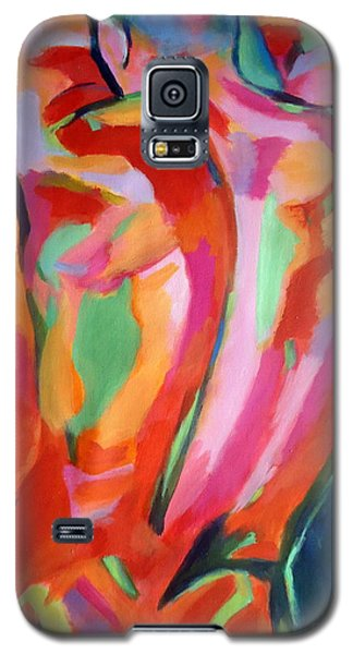 Male Figure Galaxy S5 Case