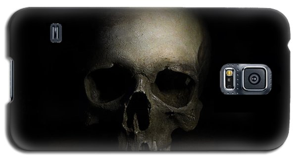 Male Skull Galaxy S5 Case