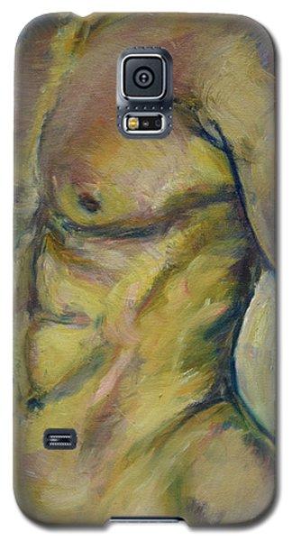 Nude Male Torso Galaxy S5 Case