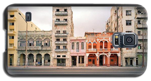 Malecon In Havana Galaxy S5 Case
