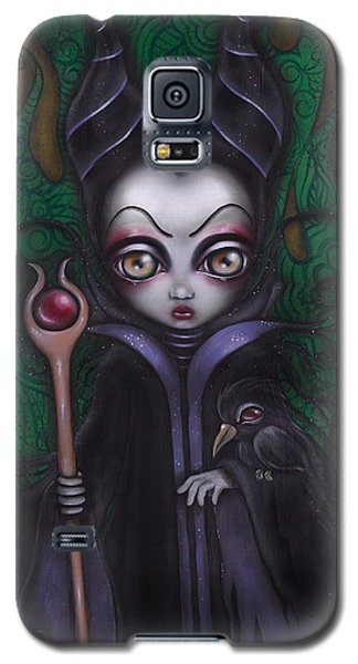 Maleficent  Galaxy S5 Case
