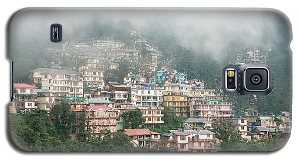 Maleod Ganj Of Dharamsala Galaxy S5 Case by Yew Kwang