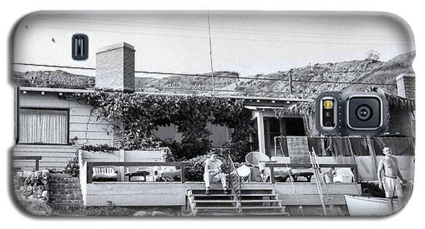 Malibu Beach House - 1960 Galaxy S5 Case