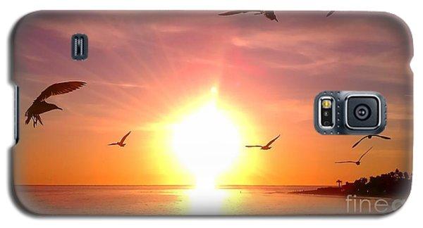 Malibu Paradise Galaxy S5 Case by Chris Tarpening