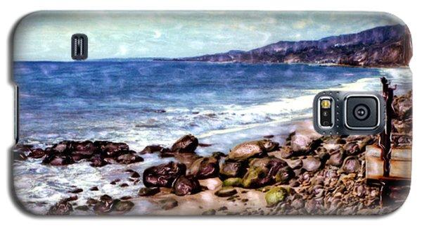 Malibu Shore Galaxy S5 Case