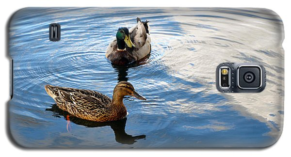 Mallards Lake Hopatcong Nj Galaxy S5 Case