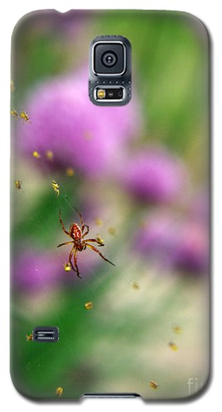 Mama And Her Babies Galaxy S5 Case