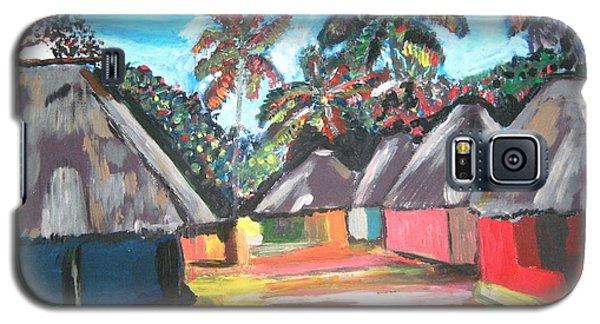 Mamboima The Tamarinds Village Galaxy S5 Case