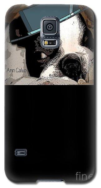 Mamia Mia Galaxy S5 Case by Ann Calvo