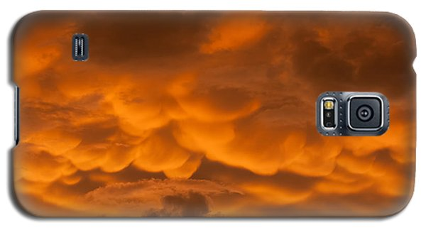 Mammatus Clouds Galaxy S5 Case