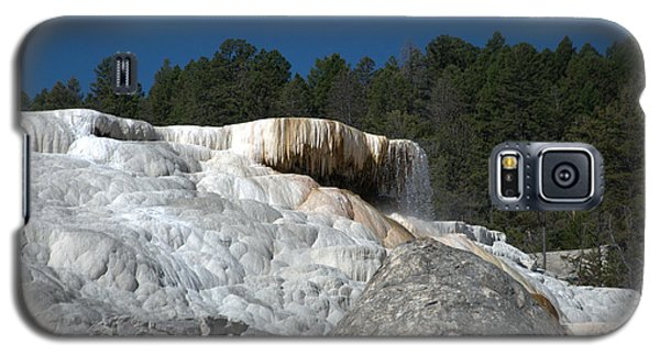 Mammoth Hot Springs 1 Galaxy S5 Case