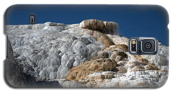 Mammoth Hot Springs 2 Galaxy S5 Case