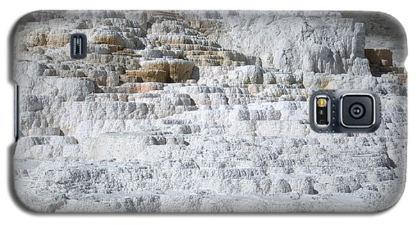 Mammoth Hotsprings 3 Galaxy S5 Case