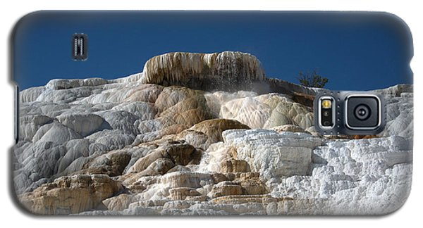 Mammoth Hotsprings 4 Galaxy S5 Case