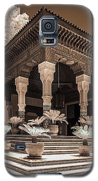 Mamounia Hotel In Marrakech Galaxy S5 Case