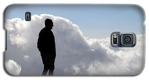 Man In The Clouds Galaxy S5 Case