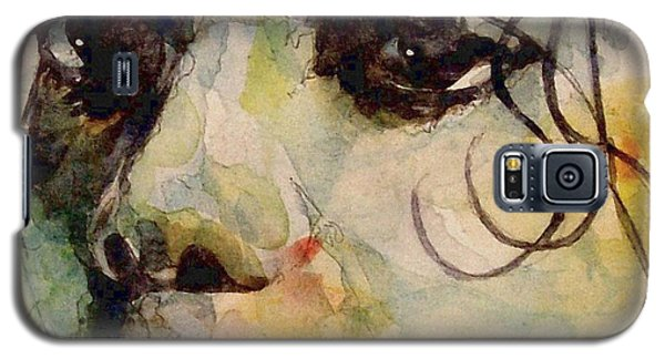 Man In The Mirror Galaxy S5 Case by Paul Lovering