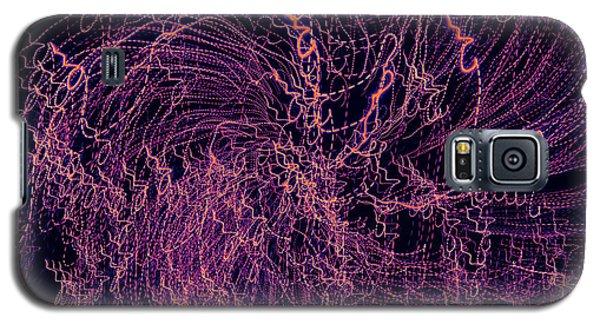 Galaxy S5 Case featuring the digital art Man Move 0038 by David Davies