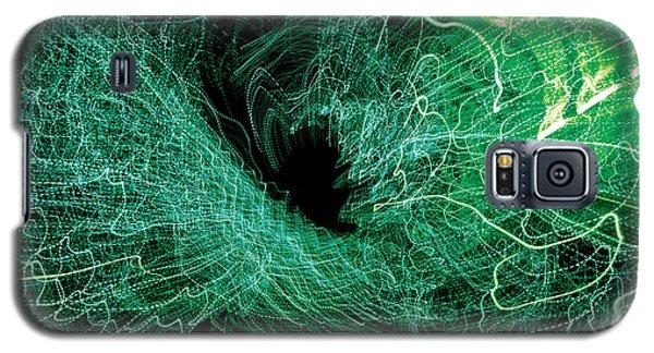 Galaxy S5 Case featuring the digital art Man Move 0058 by David Davies