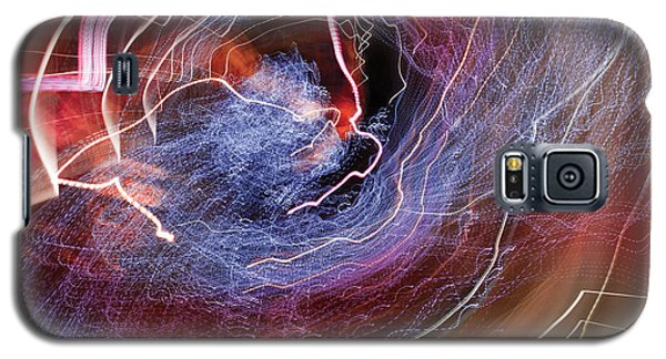 Galaxy S5 Case featuring the photograph Man Move 0068 by David Davies