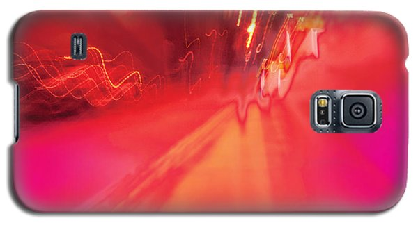 Galaxy S5 Case featuring the digital art Man Move 0131 by David Davies