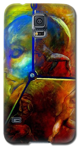 Man Vs Time Galaxy S5 Case