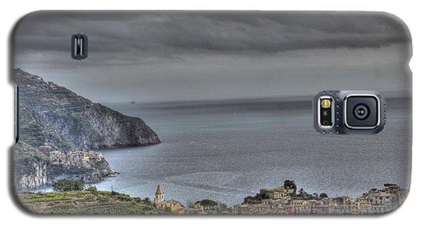 Manarola And Corniglia By The Sea 1 Galaxy S5 Case