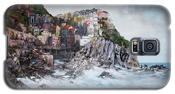 Manarola Italy Galaxy S5 Case