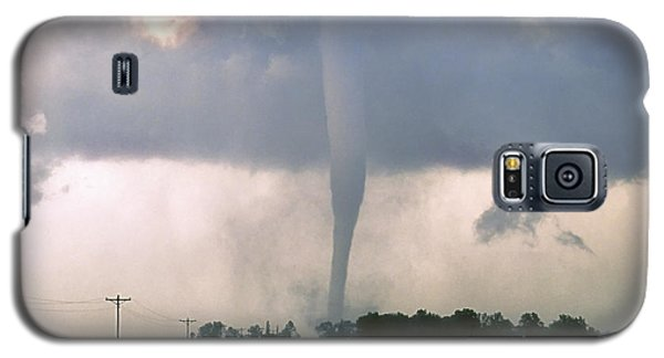 Galaxy S5 Case featuring the photograph Manchester Tornado 3 Of 6 by Jason Politte