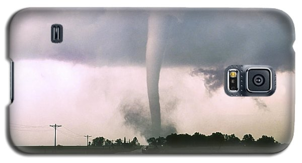 Galaxy S5 Case featuring the photograph Manchester Tornado 4 Of 6 by Jason Politte