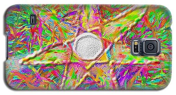 Mandala 1 22 2015 Galaxy S5 Case