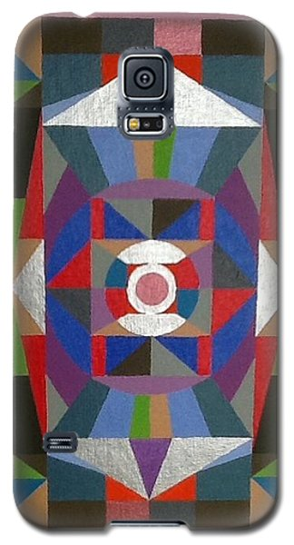 Mandala 1 Galaxy S5 Case by Hang Ho