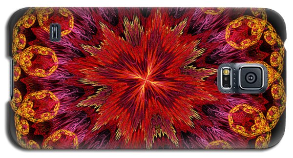 Mandala Of Love Galaxy S5 Case