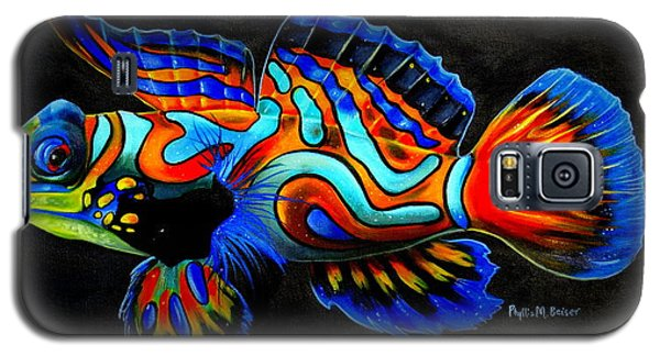 Mandarin Fish Galaxy S5 Case