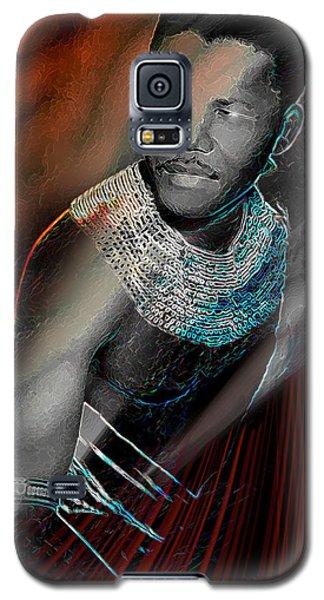 Mandela Galaxy S5 Case