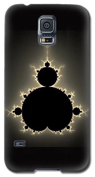 Mandelbrot Set Square Format Art Galaxy S5 Case