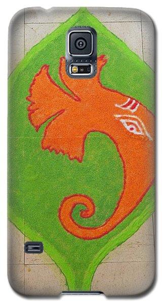 Mangalmurti Moraya Galaxy S5 Case by Sonali Gangane