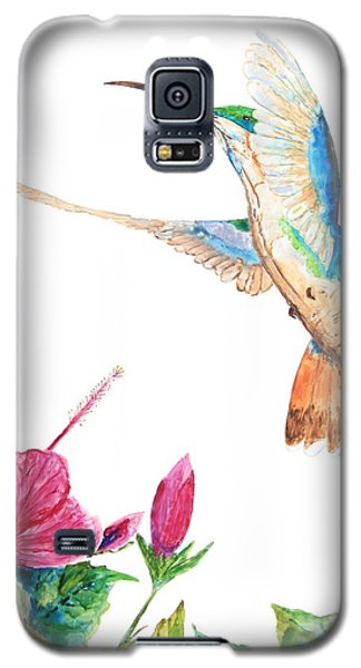 Mango Hummingbird Galaxy S5 Case