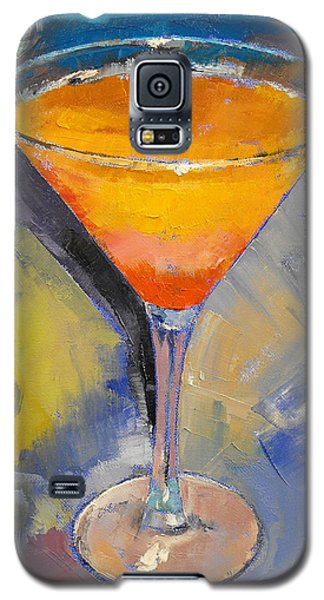 Mango Martini Galaxy S5 Case by Michael Creese