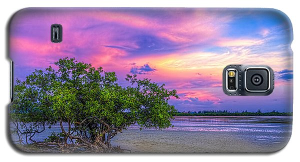 Mangrove By The Bay Galaxy S5 Case